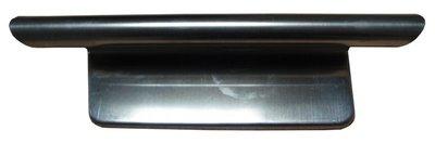 Zinken Dakgoot - Kopschot met kraal Zink - R - B37